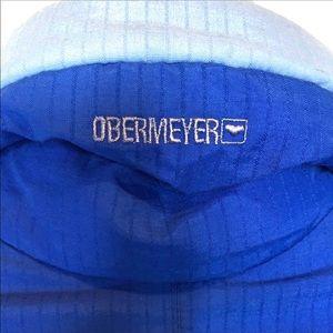 Obermeyer Ladies Ski Snowboard Blue Coat Size 8